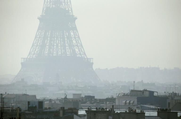 Maioria dos países europeus viola os limites de qualidade do ar