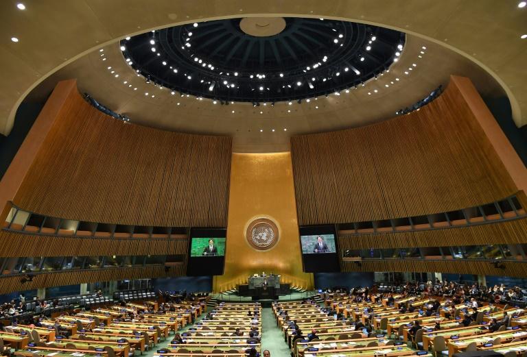 Integrante da delegação brasileira em NY tem teste de Covid positivo, diz fonte