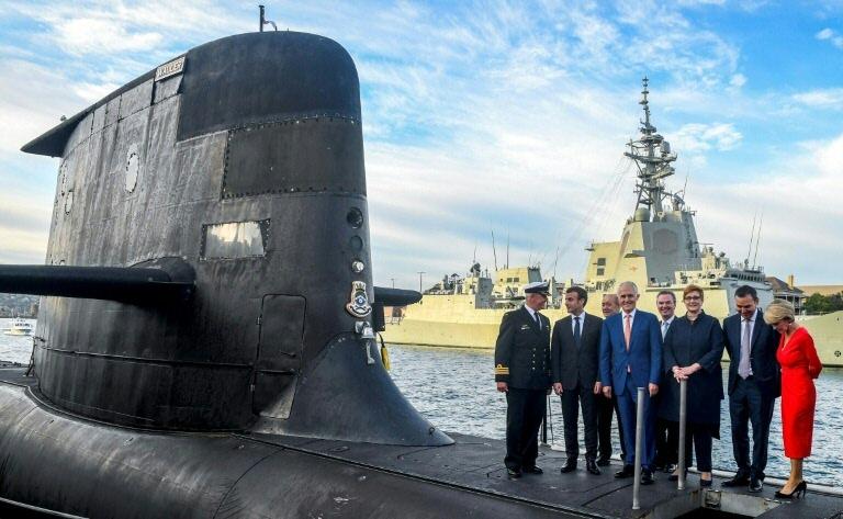 Austrália mergulha entre duas águas desconhecidas com submarinos nucleares