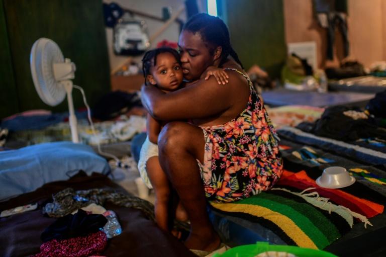 Migrantes haitianos recuperam a esperança no México