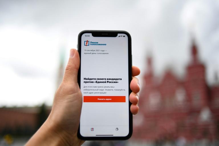 App do opositor Navalny desaparece das plataformas no 1º dia das legislativas na Rússia