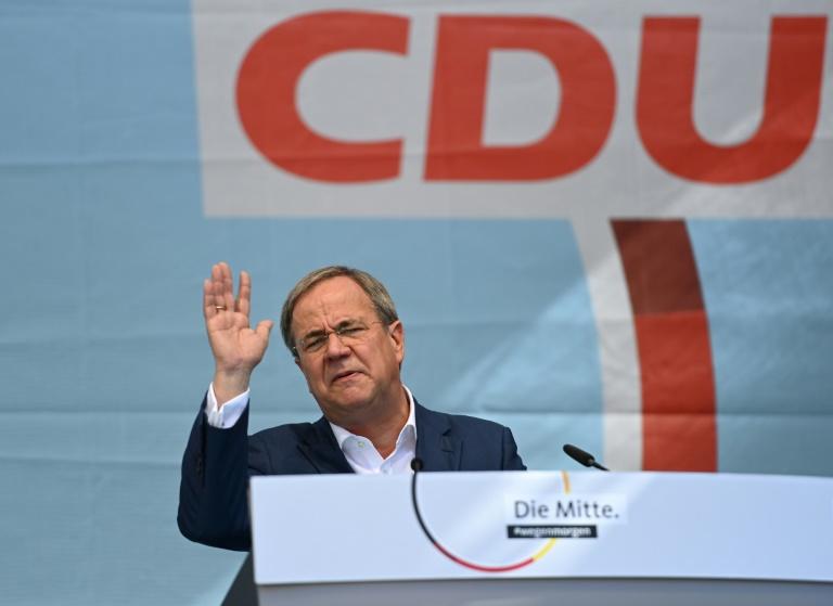 Armin Laschet, a fênix da política alemã