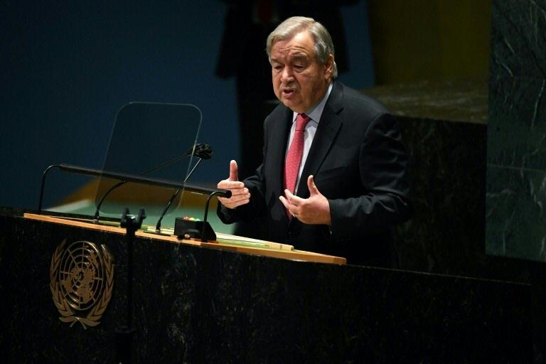 Chefe da ONU pede diálogo a EUA e China