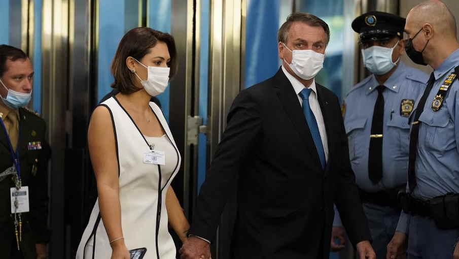 Bolsonaro abre em instantes a Assembleia Geral da ONU em Nova York