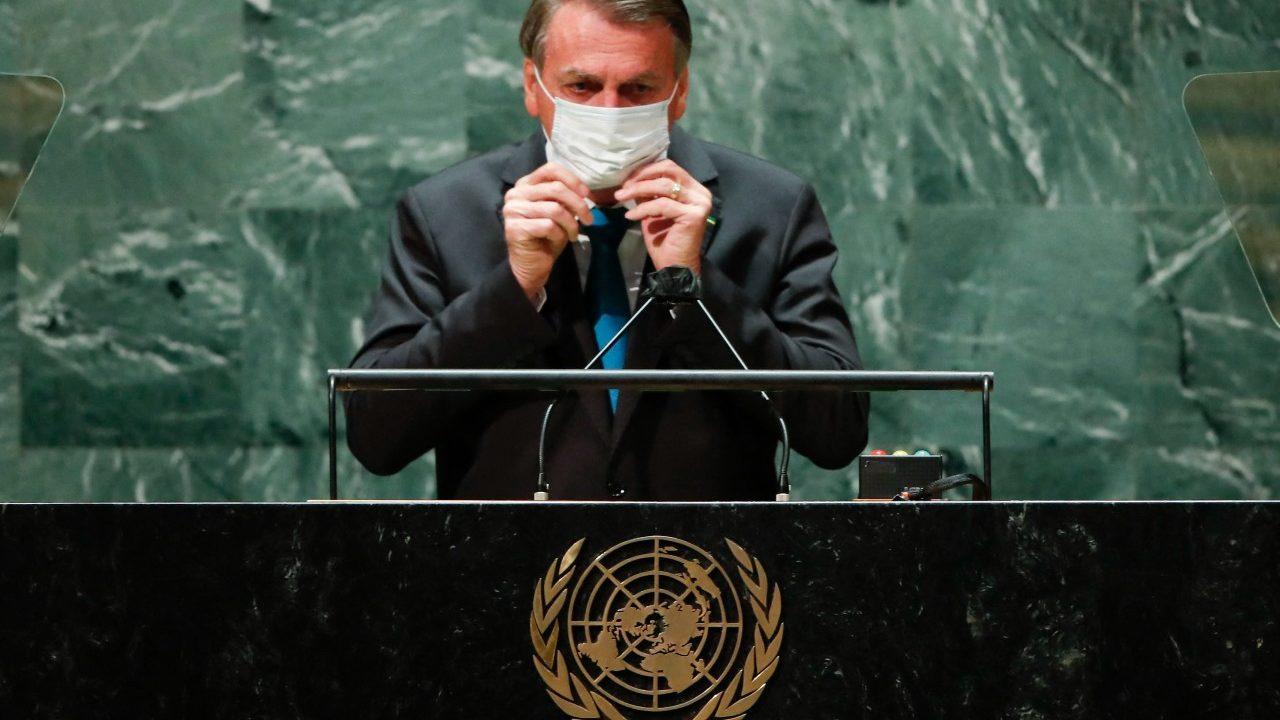 Crédito: EDUARDO MUNOZ / POOL / AFP