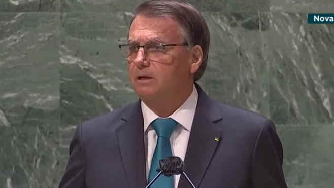 Diante do mundo, Bolsonaro envergonha o Brasil