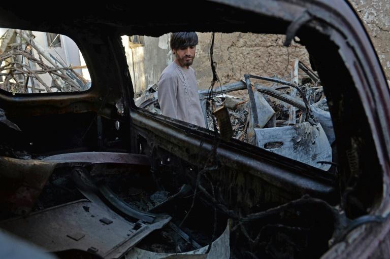 Parentes de vítimas de erro dos EUA em Cabul consideram desculpas insuficientes