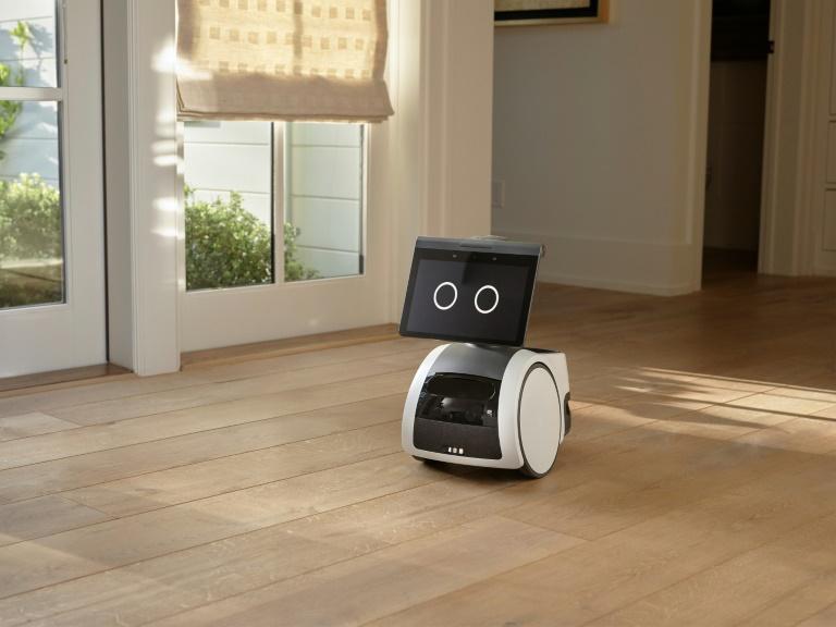 Amazon apresenta robô de 'ficção científica' para atuar com vigilância