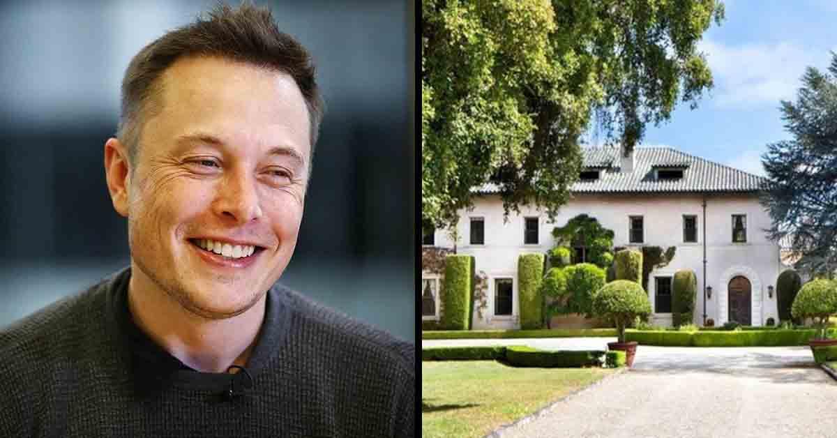 Elon Musk vende mansão por R$ 197 milhões
