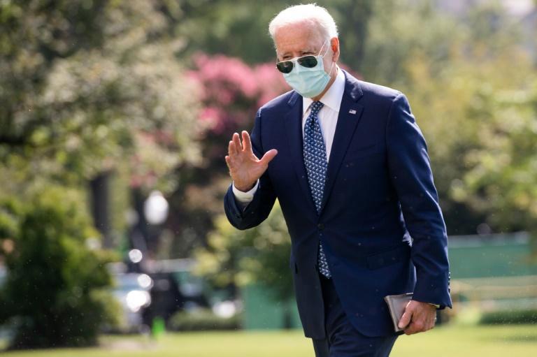 Biden anunciará 'boas notícias' para as mudanças climáticas na ONU