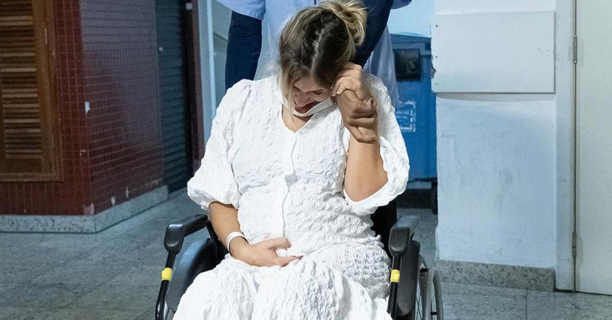 Lore Improta fala sobre parto de Liz: 'Me sinto uma guerreira'