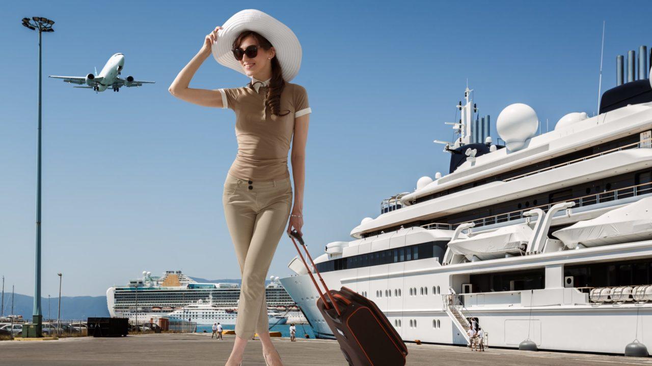O turismo de 'luxo' virou cringe