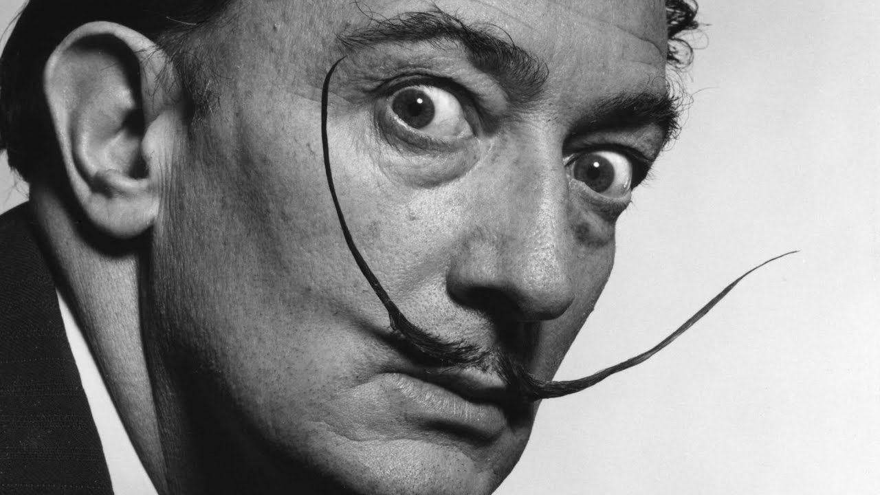 Faça o teste para ver se você é mais genial ou maluco que Salvador Dalí