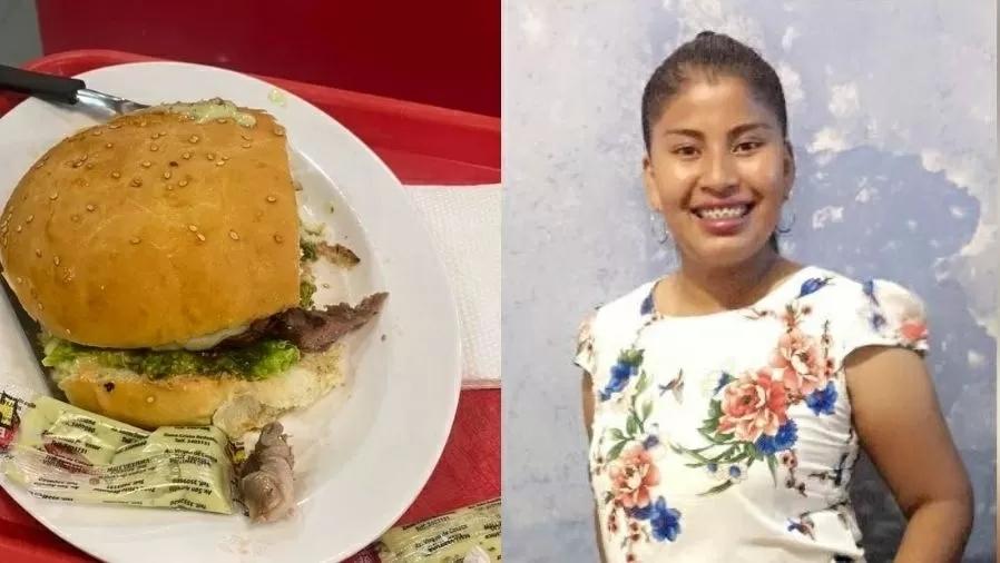 Boliviana encontra dedo em sanduíche, e restaurante diz que houve acidente de trabalho