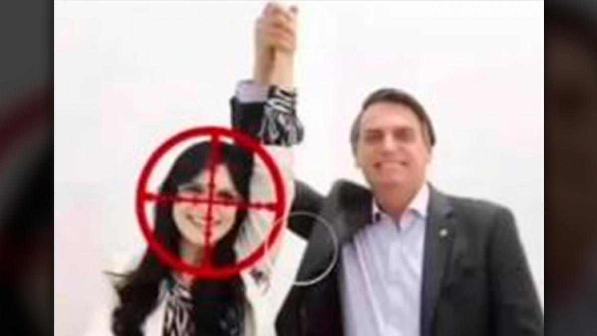 A covardia de Eduardo Bolsonaro