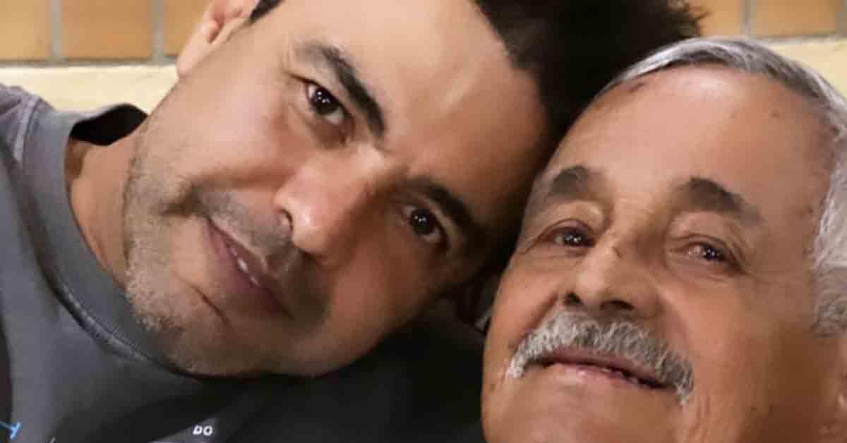 Zezé Di Camargo revela que pai não soube que teve câncer