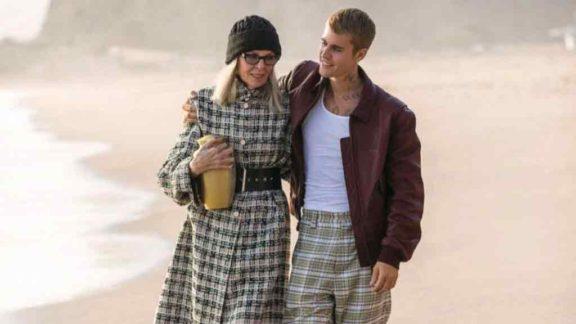 Justin Bieber e uma mulher mais velha?