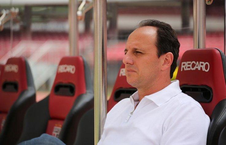 São Paulo enfrenta Ceará em jogo de reestreia de Rogério Ceni como treinador do Tricolor