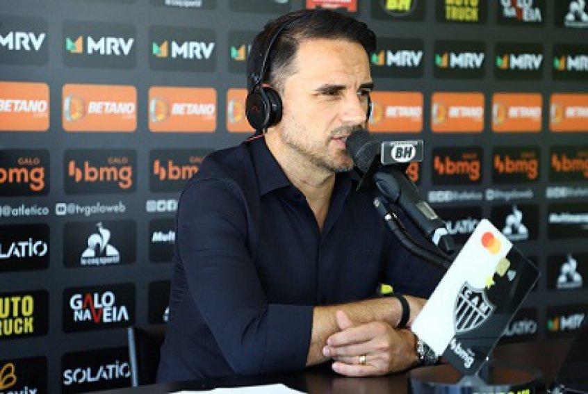 Súmula revela pressão do Atlético-MG contra arbitragem no jogo contra o Santos