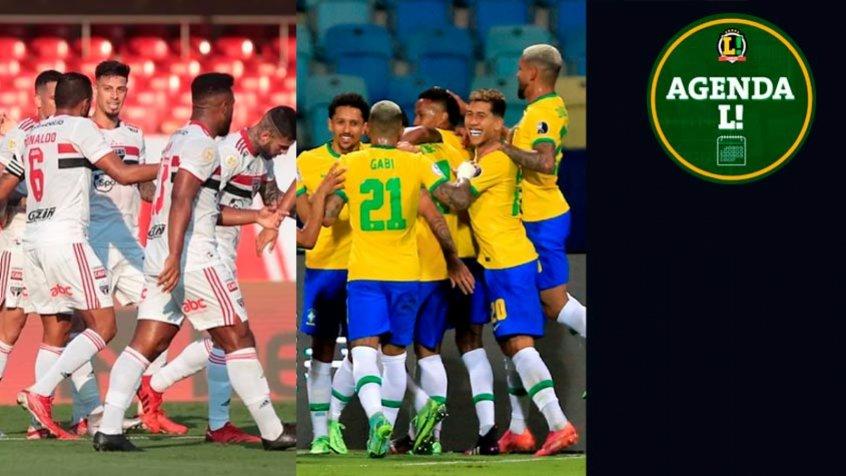 Brasileirão, Seleção Brasileira, MLB… Saiba onde assistir aos eventos esportivos de quinta-feira