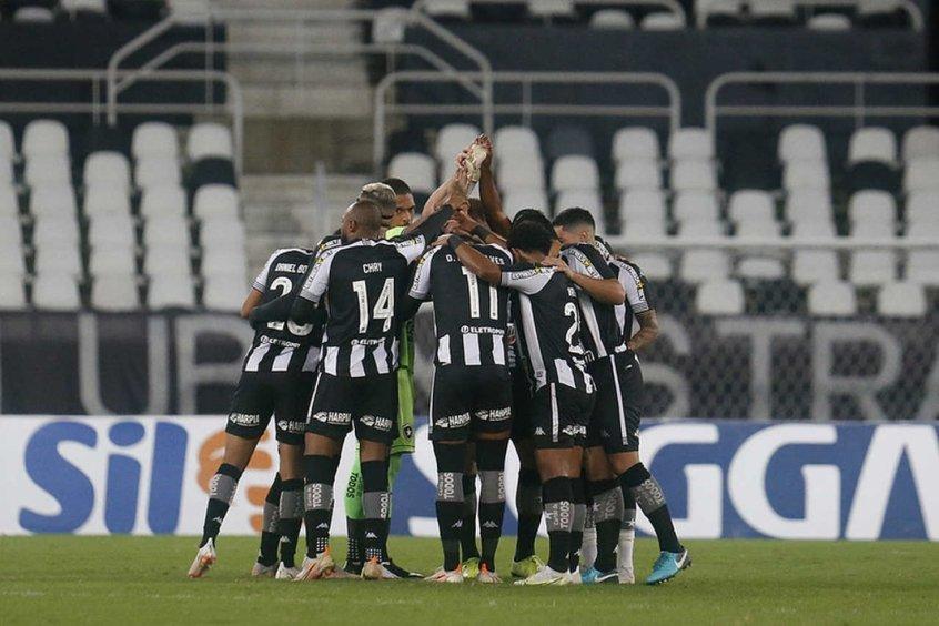 Mesmo com empate, probabilidade de acesso do Botafogo à Série A sobe para 95%
