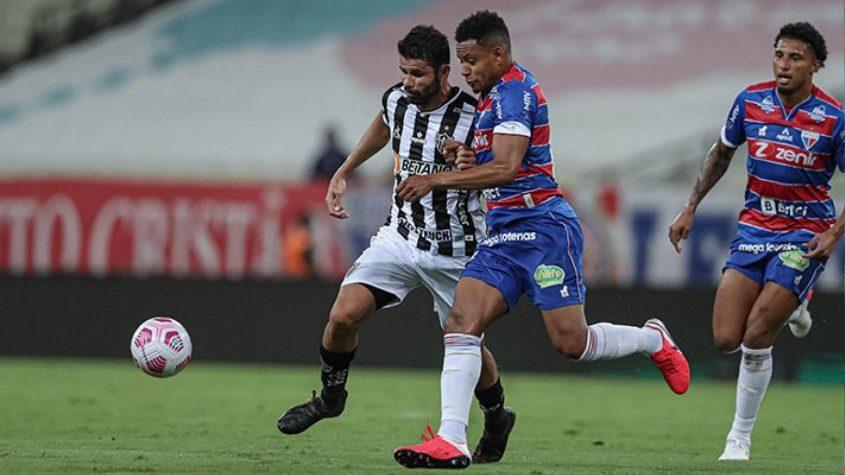 Atlético-MG vence o Fortaleza novamente e chega à sua terceira final de Copa do Brasil