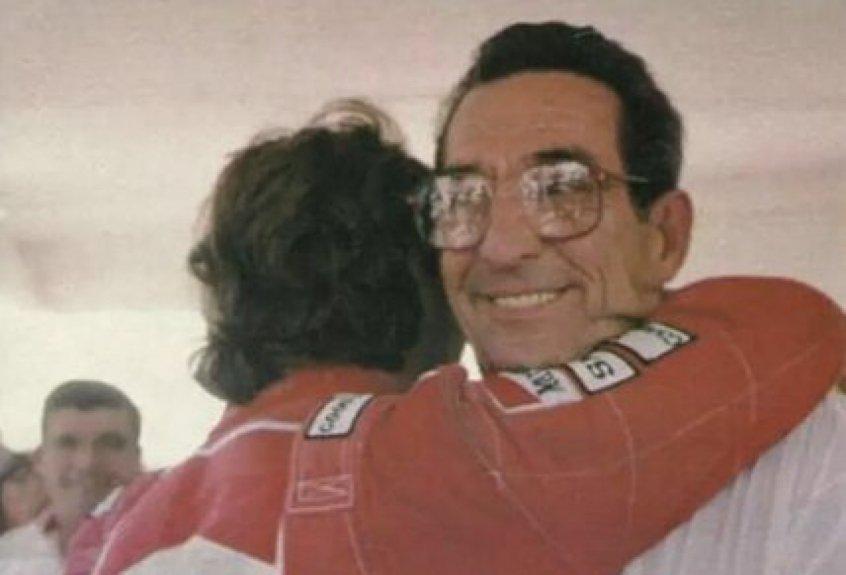 Morre Milton da Silva, pai de Ayrton Senna, aos 94 anos