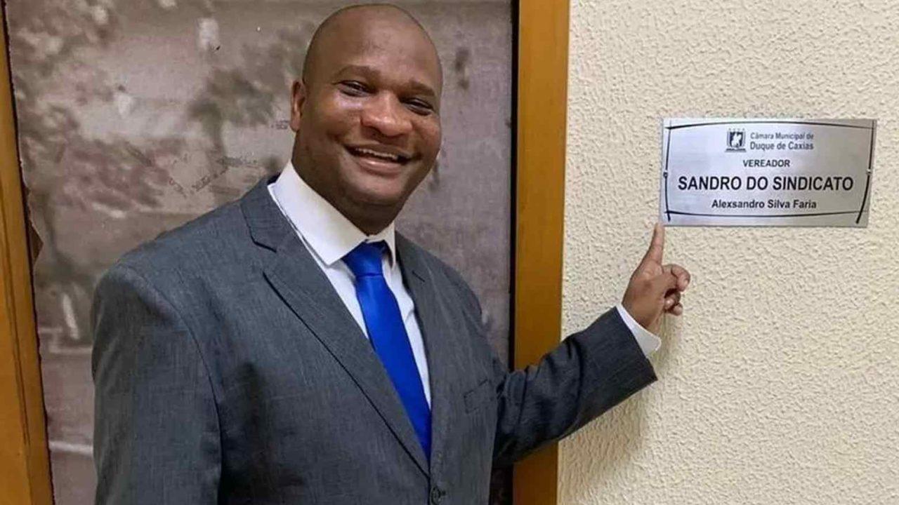RJ: Vereador Sandro do Sindicato, de Duque de Caxias, é morto a tiros -  ISTOÉ Independente