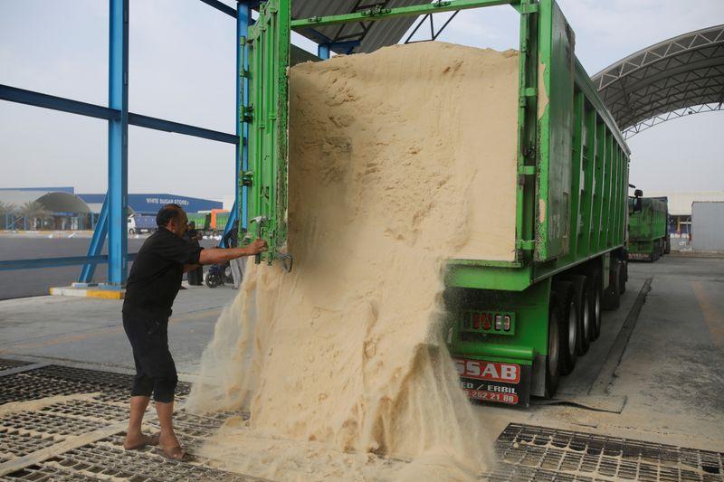 Açúcar bruto se recupera na ICE após mínima de quase 2 meses; café avança
