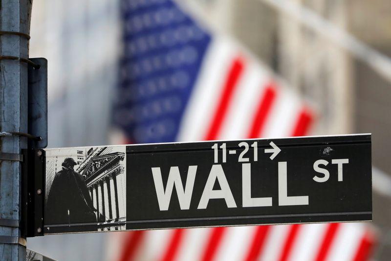 BOLSA EUA-Preocupação com variante Delta supera balanços e Wall St cai