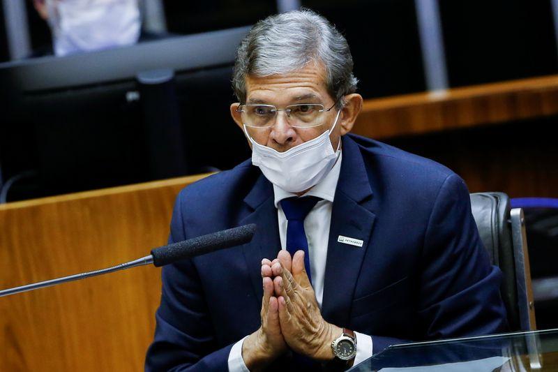 CEO da Petrobras defende desinvestimentos em refino em audiência na Câmara