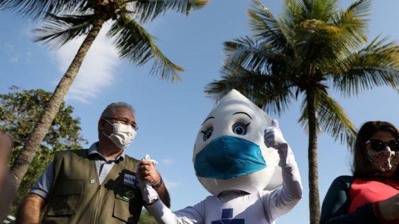Queiroga minimiza reclamações sobre envio de vacinas e promete 120 milhões de doses em 2 meses
