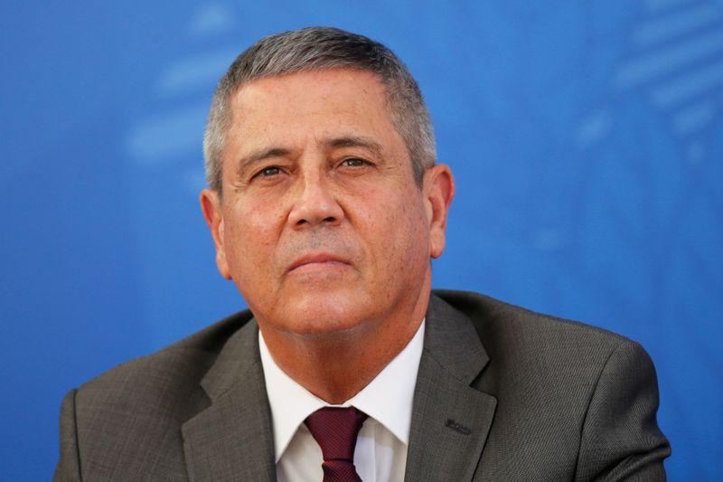 Braga Netto diz que não houve ditadura no Brasil quando militares comandaram país