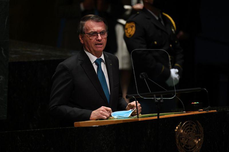 Na ONU, entre mentiras e mentiras, Bolsonaro humilhou o Brasil