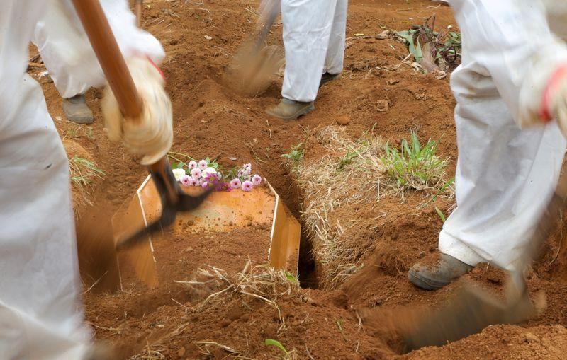 Brasil registra 15.395 casos e mais 793 mortes por Covid-19