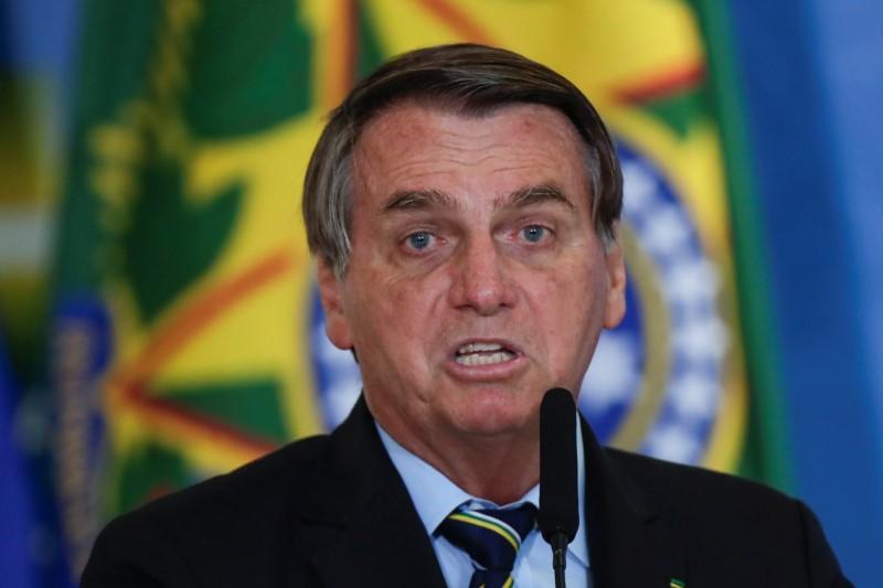 Bolsonaro: Quem buscou armar denúncia de corrupção sobre Covaxin vai 'se dar mal'