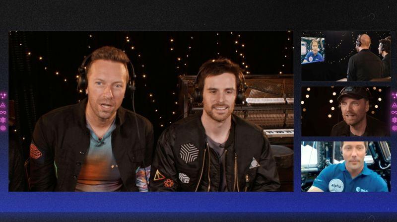 """Coldplay lança ao espaço seu novo single """"Higher Power"""""""