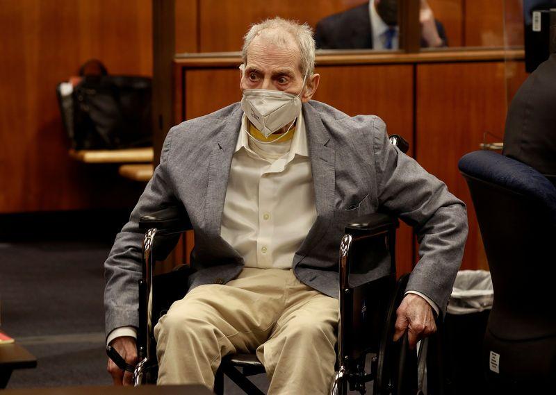 Herdeiro do setor imobiliário Robert Durst é condenado por assassinato na Califórnia