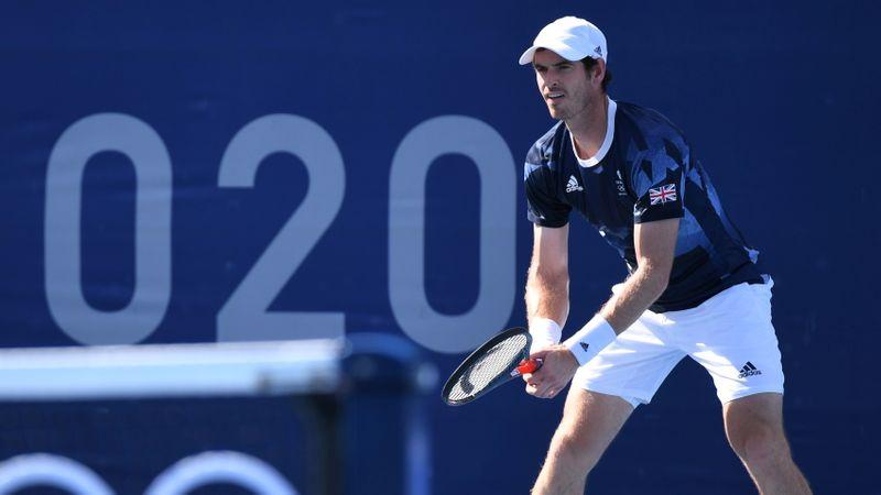 Murray prioriza torneio de duplas na Olimpíada após exames