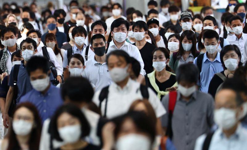 Japão amplia estado de emergência por aumento de casos de Covid-19