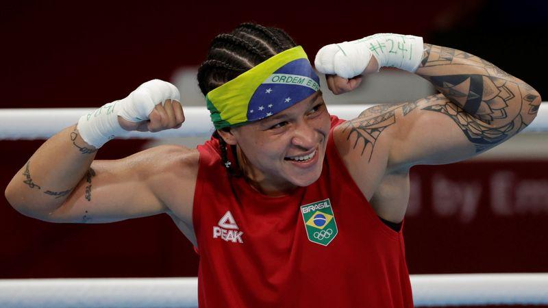 Abner é bronze, Beatriz vai à semi e boxe brasileiro garante três medalhas em Tóquio