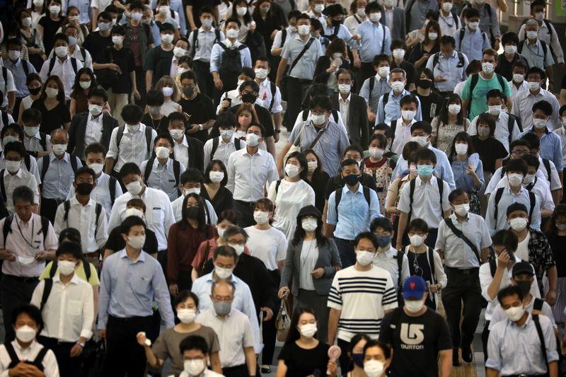 Japão em alerta com recorde de casos de Covid em Tóquio