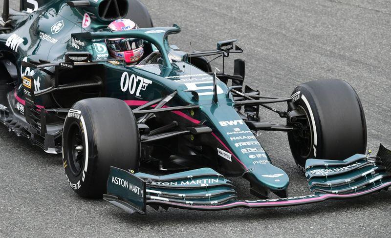 Aston Martin confirma Vettel e Stroll para temporada 2022 da F1