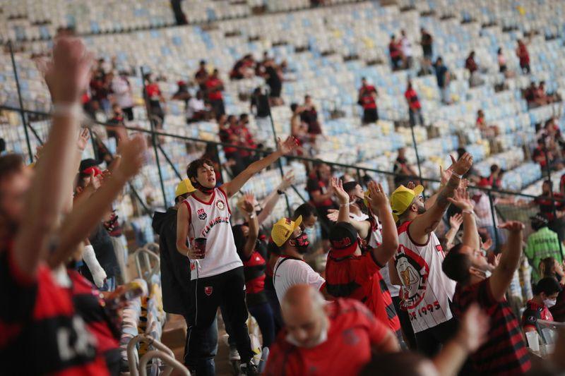 STJD cassa liminar e impede torcida em partidas do Flamengo