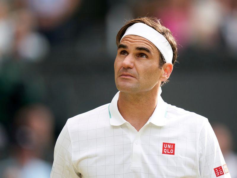 Federer diz estar se sentindo forte após nova cirurgia no joelho