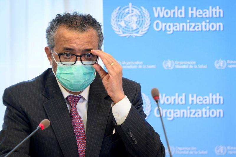 Diretor da OMS diz que risco de contaminação por covid na Olimpíada é inevitável