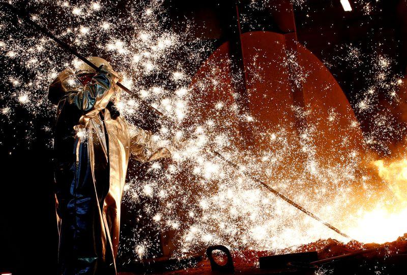 PMI mostra que expansão da indústria da zona do euro permaneceu forte em agosto