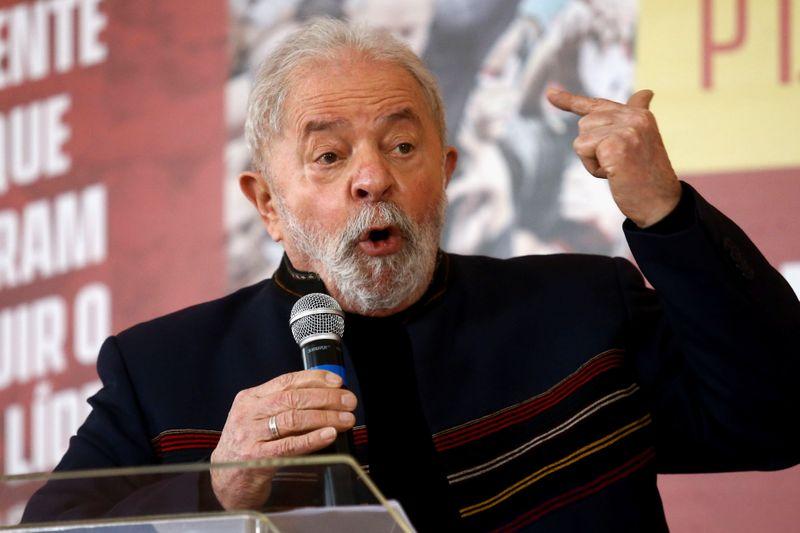 PT abre consultas para slogan de campanha de Lula