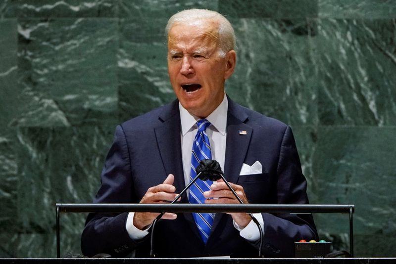 "Na ONU, Biden promete era de ""diplomacia incansável"" dos EUA após erros militares"