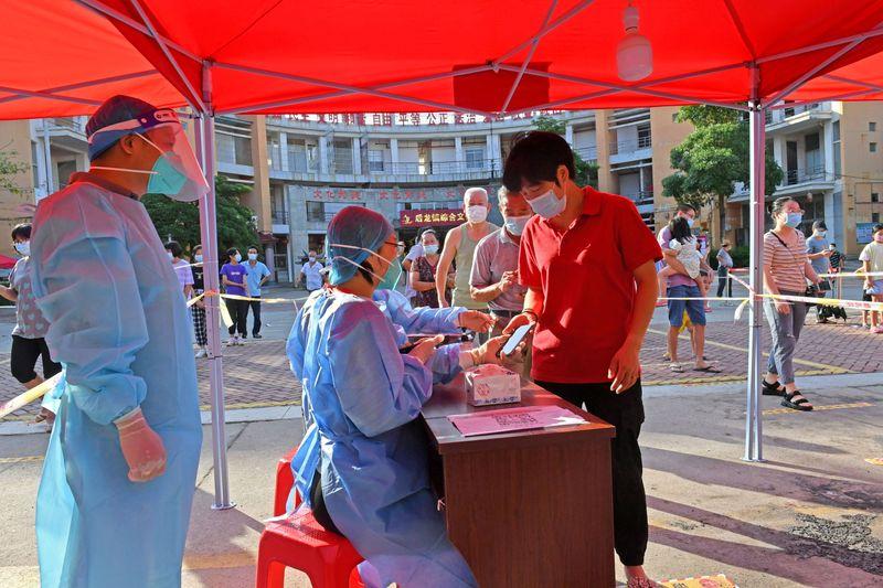 Casos de Covid no sudeste da China mais que dobram com disseminação da Delta